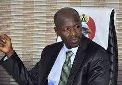 EFCC refute Magu's arrest claims