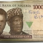 Anyone Caught Abusing The Naira Will Face Jail Terms' – CBN Warns Nigerians