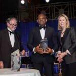 Tony Elumelu Bags Dwight D. Eisenhower Global Entrepreneurship Award In New York
