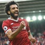 Mohammed Salah Is 2017 CAF Footballer Of The Year