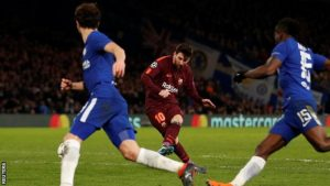 Barça Earn Away Goal Advantage In Chelsea Slip-Up