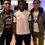 I Want Kalim & Nazim Amokachi, My Twin Sons To Play For Nigeria- Daniel Amokachi