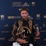 Neymar Named Ligue 1 Player of the Year