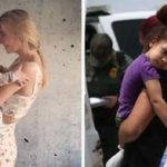 Ivanka's mother and child photo sparks migrant backlash