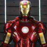 Original Iron Man suit goes missing