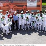 """Super Eagles rated """"best fashion team"""" in Russia"""