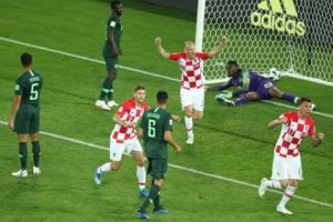 We're not just professional on set-pieces' – Gernot Rohr defends tactics, Mikel in Croatia loss
