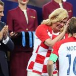 Russia 2018: Kolinda Grabar-Kitarović warms heart of many