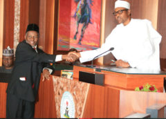 Buhari Extends Muhammad's Appointment as Acting CJN