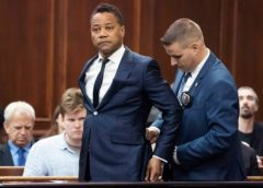 Woman Accuses Actor, Cuba Gooding Jr. Of 'Forcible Touching'