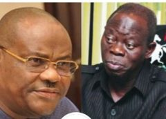 Oshiomhole is not a man with character     -Wike