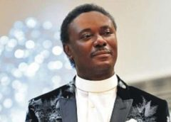 Chris Okotie opposes social distancing in churches